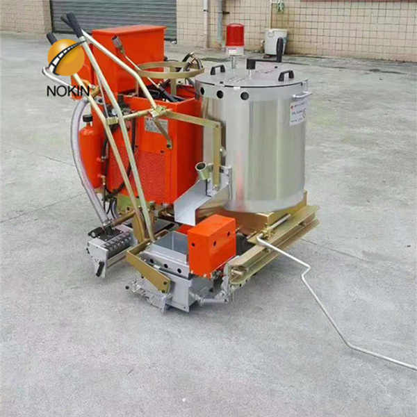 Thermoplastic Hot Melt Line Road Marking Machine